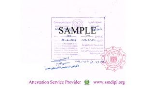 Iraq Embassy Attestation